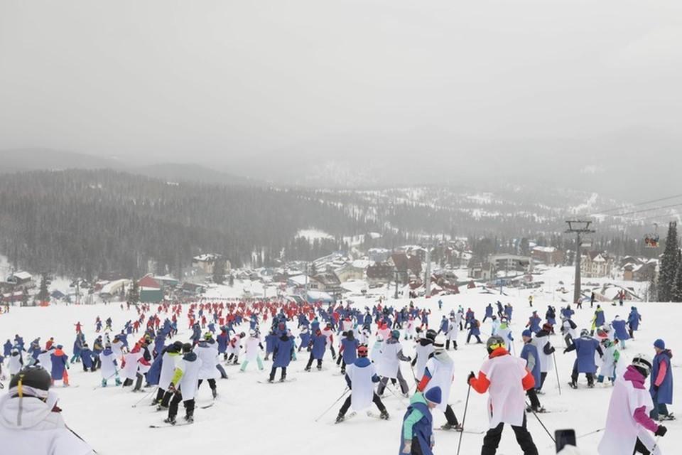 В Кузбассе установили всероссийский рекорд. ФОТО: Администрация правительства Кузбасса