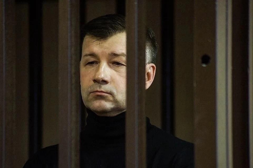 Дмитрия Сазонова приговорили к 12 годам колонии строгого режима и к штрафу в 220 миллионов рублей