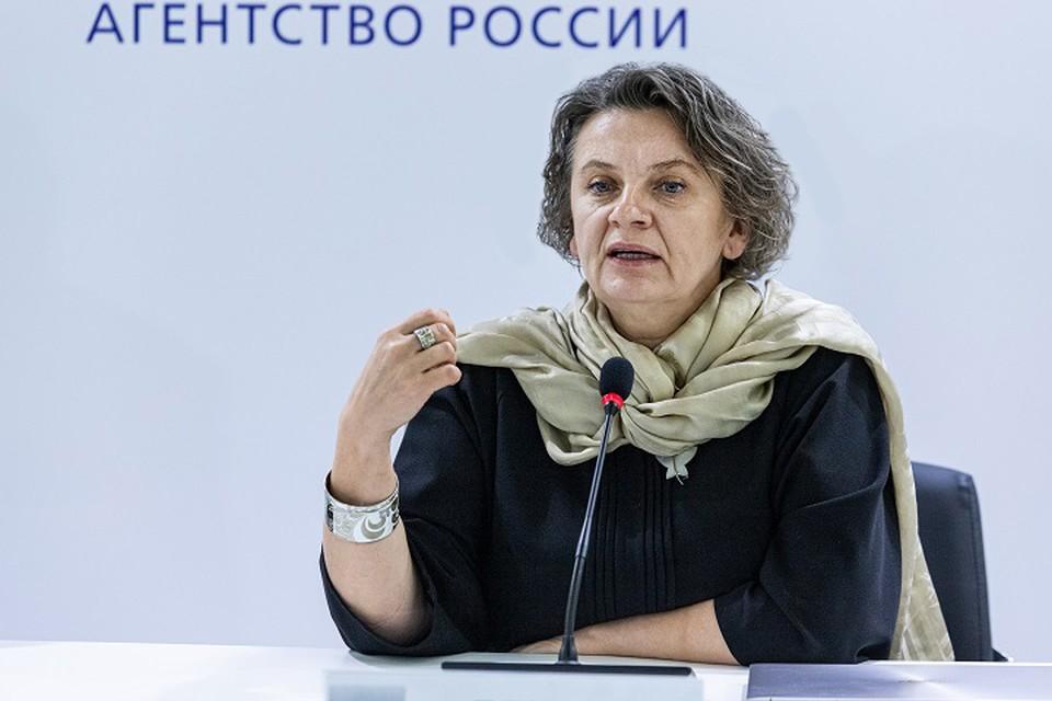 Елена Юлова, председатель Московской коллегии адвокатов «Юлова и партнеры»