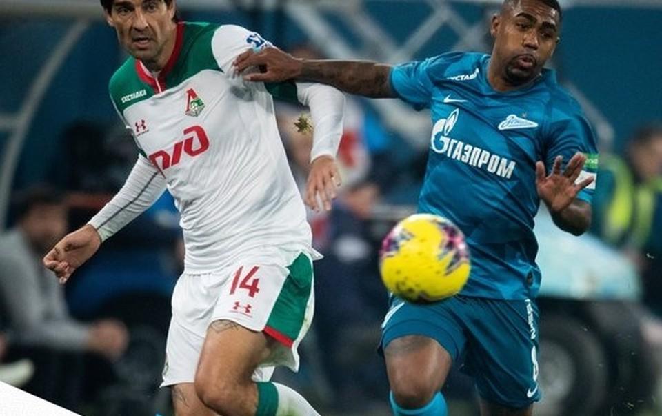 «Зенит» и «Локомотив» так и не смогли забить друг другу. Фото: twitter.com/zenit_spb