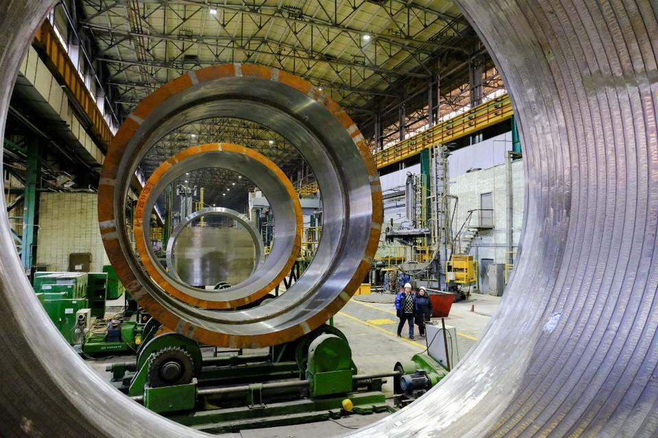 Ижорские заводы:  сотрудники, опыт и инновации