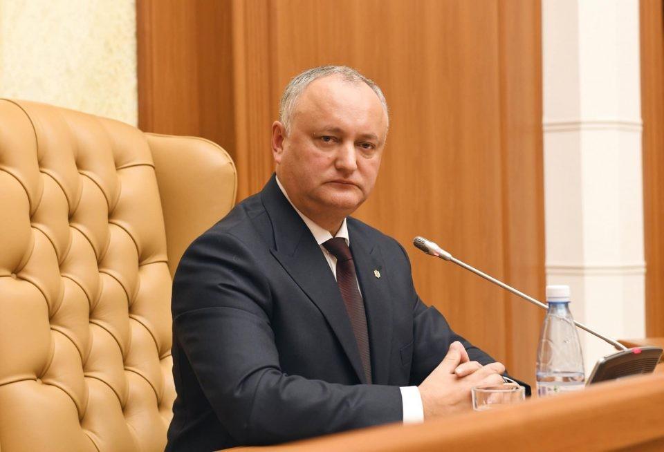 Президент Молдовы: К сожалению, еще есть политические силы, которые решили превратить 2 марта в день нового кровопролития, ненависти и раскола