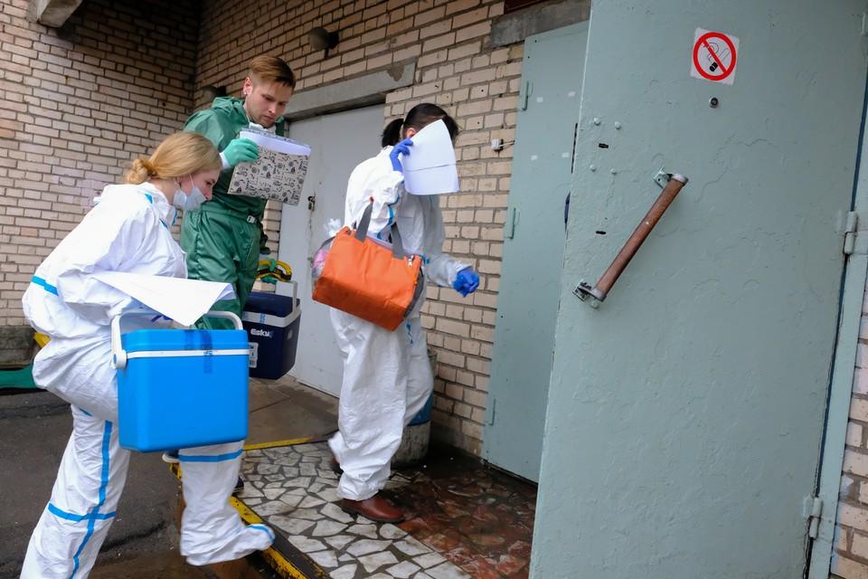 Второй заболевшей коронавирусом стала туристка, приехавшая из Италии.