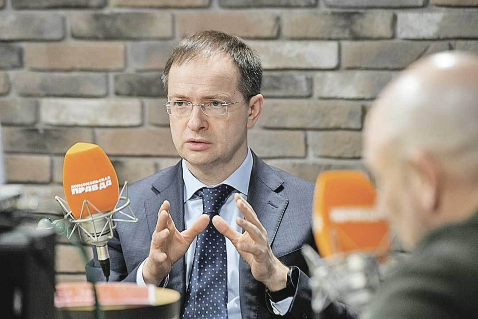 Владимир Мединский: «Еще лет 30 назад никто не мог обвинить СССР в развязывании Второй мировой, это было за гранью добра и зла».