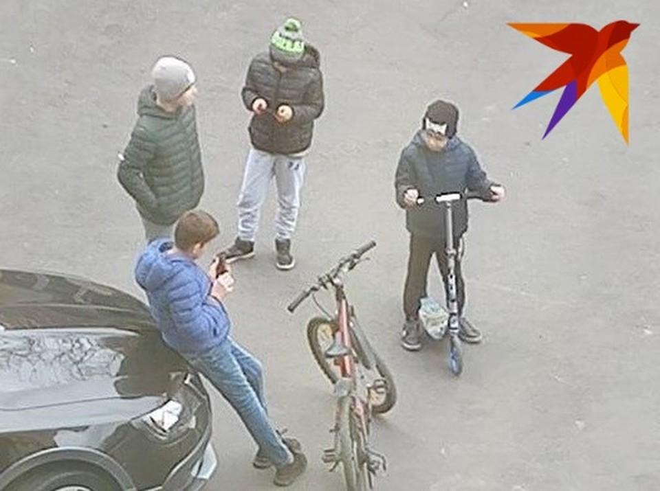 """Кишинев-2020. Школьный карантин? Нет, не слышали! Фото: """"КП"""" в Молдове"""