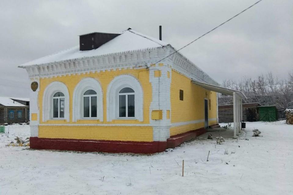 "Библиотека после ремонта Фото: предоставлено ТОС ""Родина"""