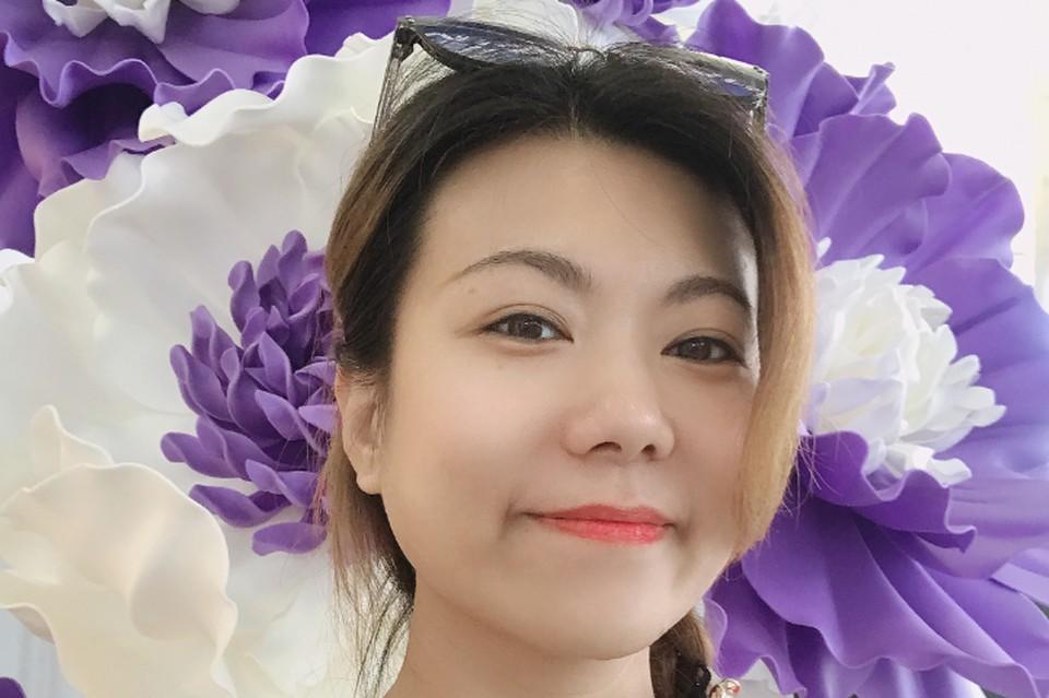 Жительница Китая впервые приехала в Крым в 2000 году. Фото: личный архив