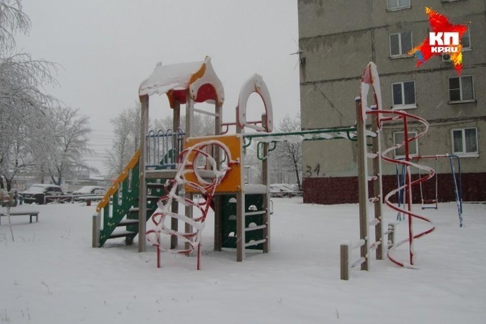Сильный снегопад будет не повсеместно.