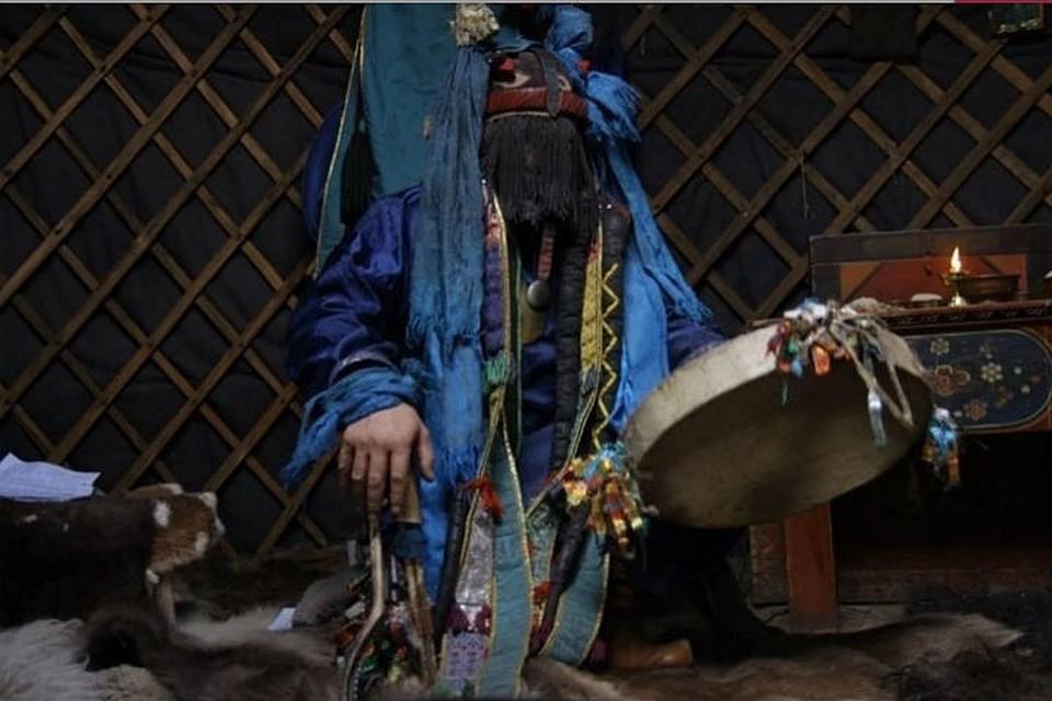 Бурятские шаманы молятся о защите от коронавируса. Фото: Фото: местная религиозная организация «Тэнгэри».