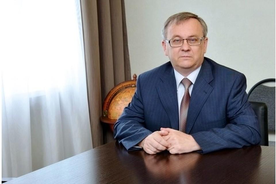 Ректор СГУ Алексей Чумаченко