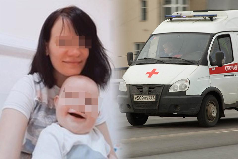 По одной из версий, мать девочки убил её сожитель, который до сих пор не пришел в себя после пьянки.