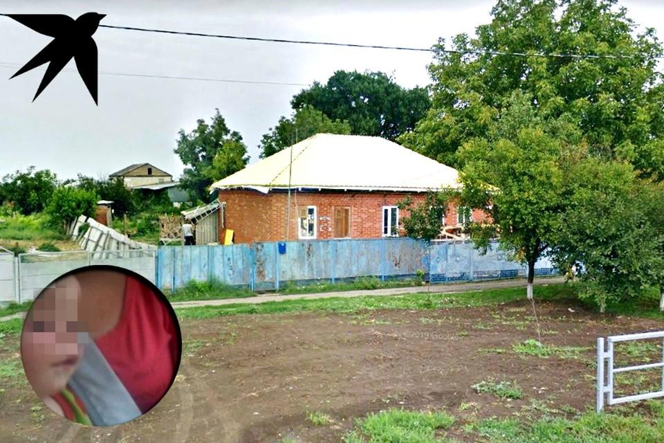 Беда случилась в частном доме, где жила семья.