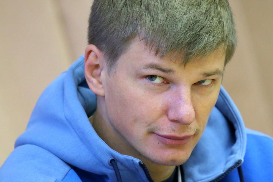 Аршавин подал в суд на Барановскую из-за денег. Фото: Петр Ковалев/ТАСС