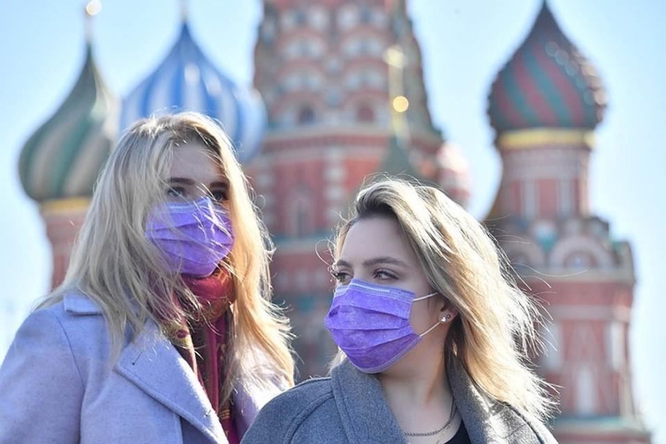 В России число случаев коронавируса выросло до 147; из них в Москве - 86.