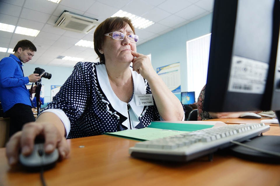 20% учителей не умеют работать с компьютерами
