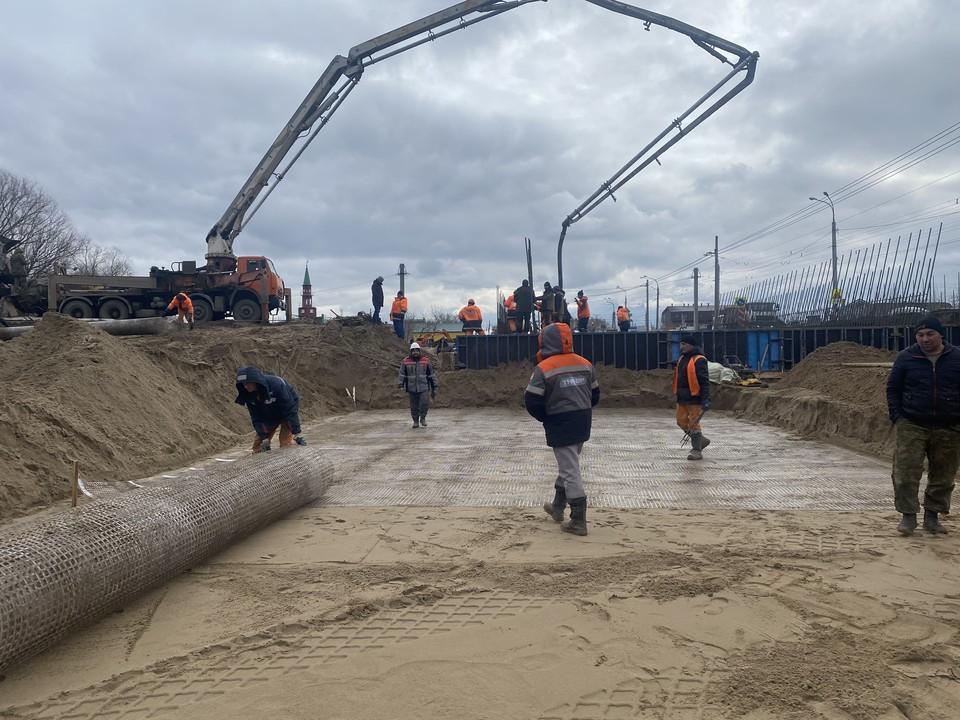 На объекте трудятся около 50 человек ФОТО: Правительство Самарской области