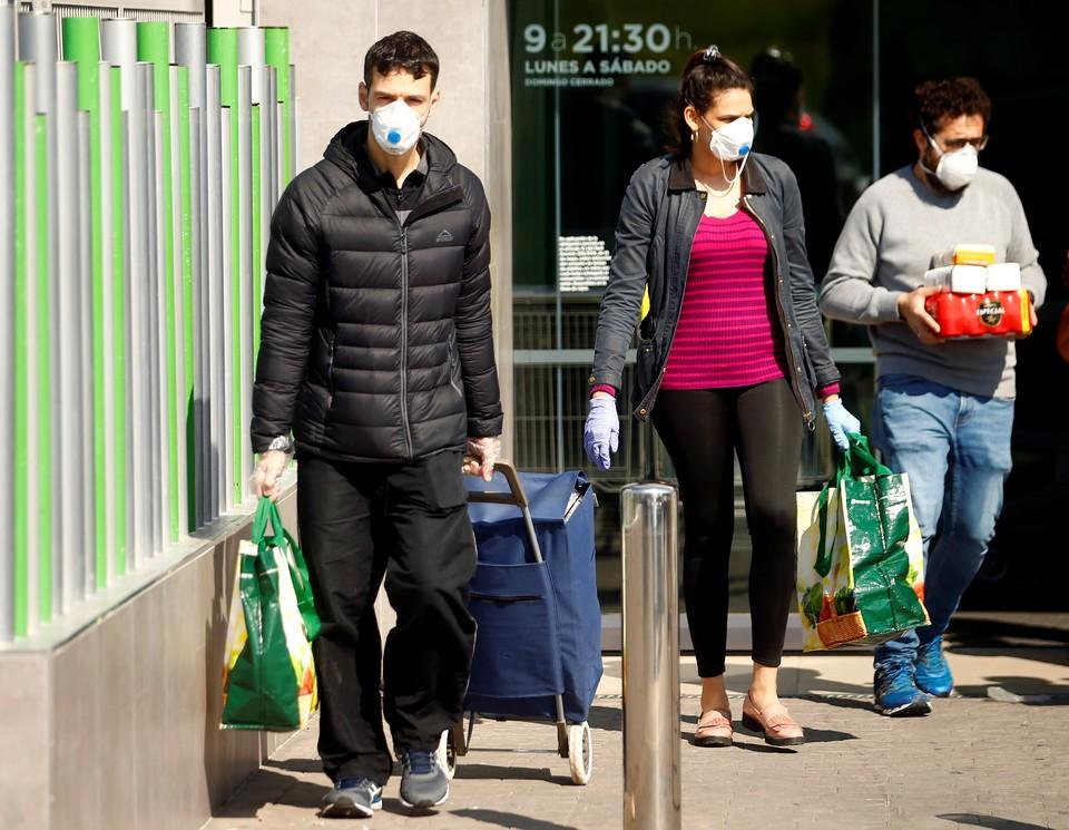 Коронавирус в Испании: за сутки заразились почти 5 тысяч человек