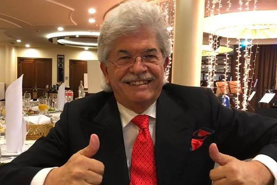 Бывший член обеих палат итальянского парламента Антонио Рацци
