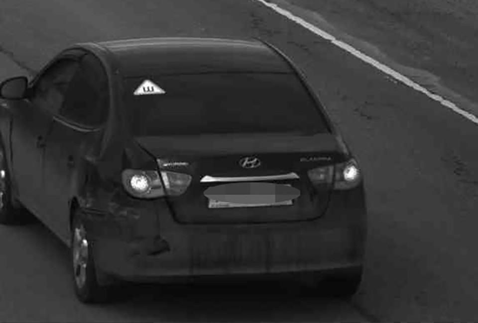 Автовладелица лишилась машины из-за долгов Фото: УГИБДД России по Тверской области