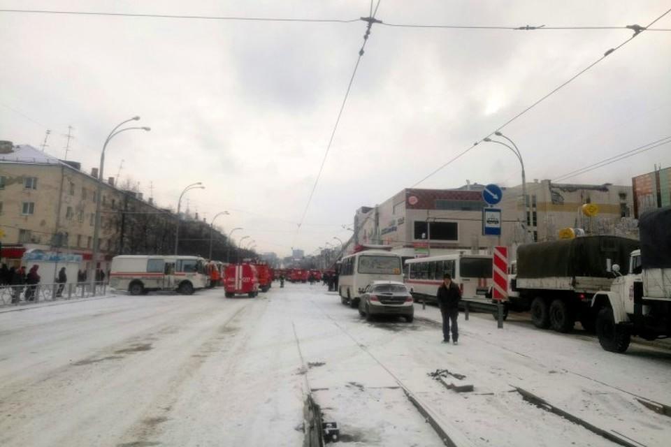 Совладельца кемеровской «Зимней вишни» поместили на карантин