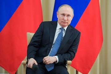 Миллениум Путина. 20-лет во власти