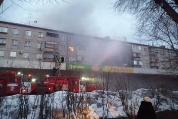 Принес газовый баллон: после взрыва в Магнитогорске задержан мужчина