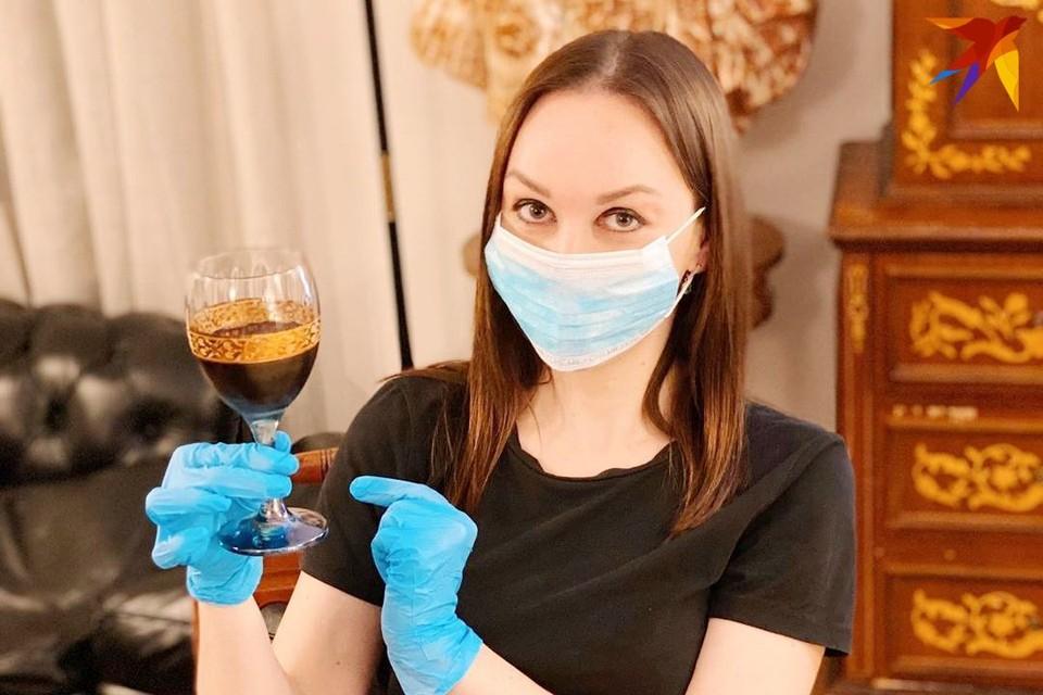 Сама женщина уверяет, что поступила в больницу без симптомов коронавирусной инфекции.