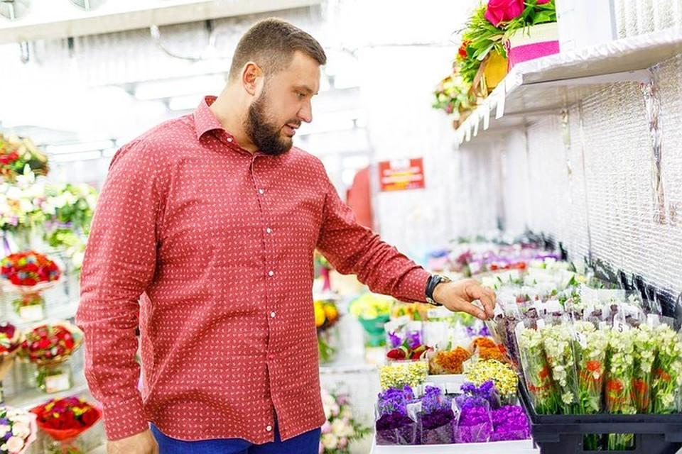 Иван Утенков, основатель сети цветочных супермаркетов «Цветочный ряд».