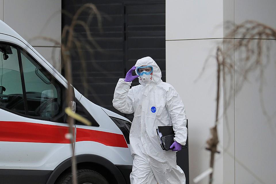 Таким образом, число умерших в Москве от коронавируса с начала эпидемии выросло до 16 человек