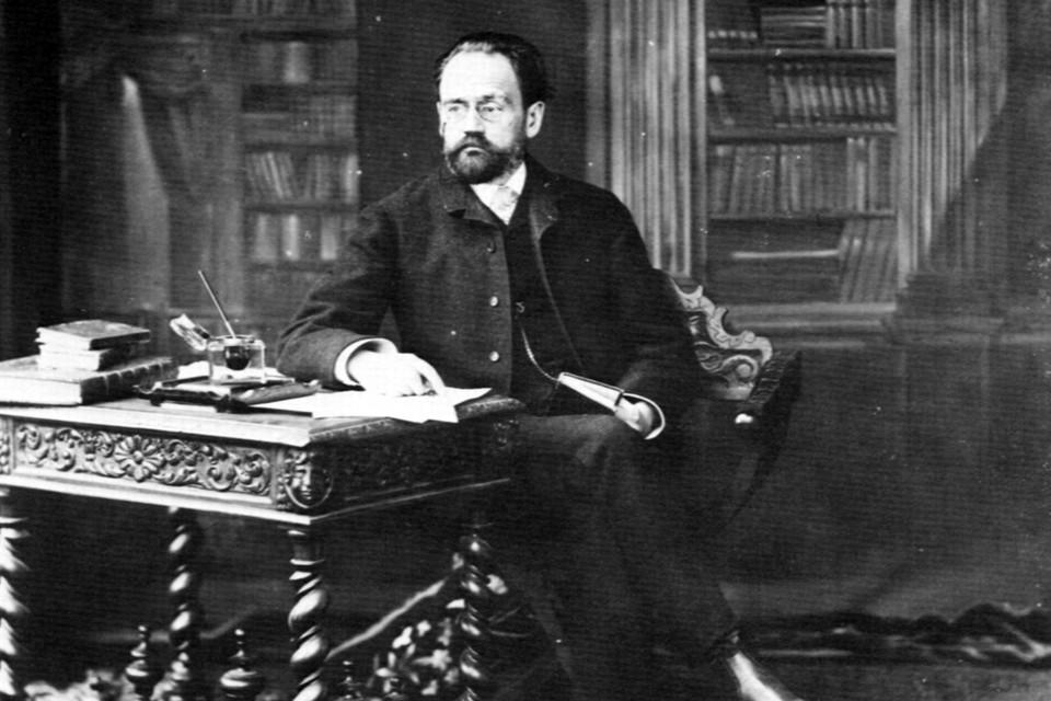 180 лет назад родился Эмиль Золя