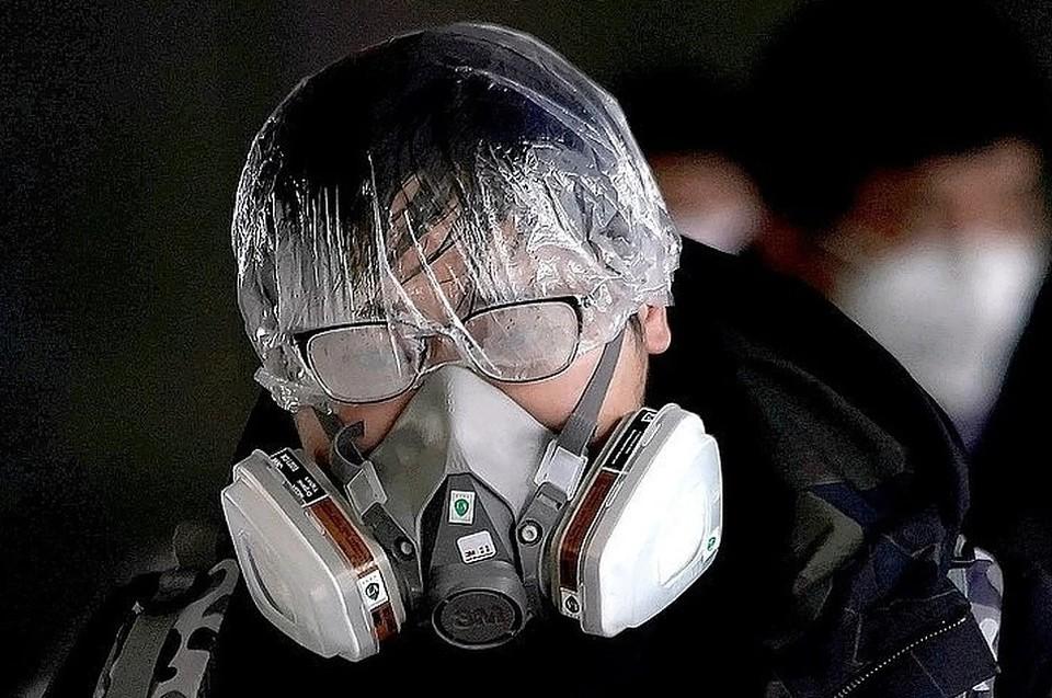 Вирус может находиться в воздухе несколько часов