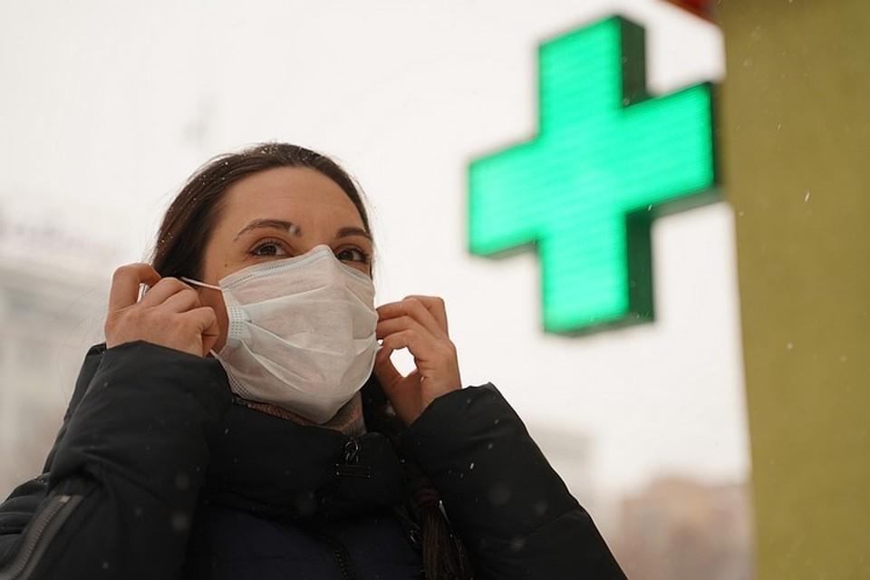 Самодельный защитные маски также эффективны, как и купленный в аптеках
