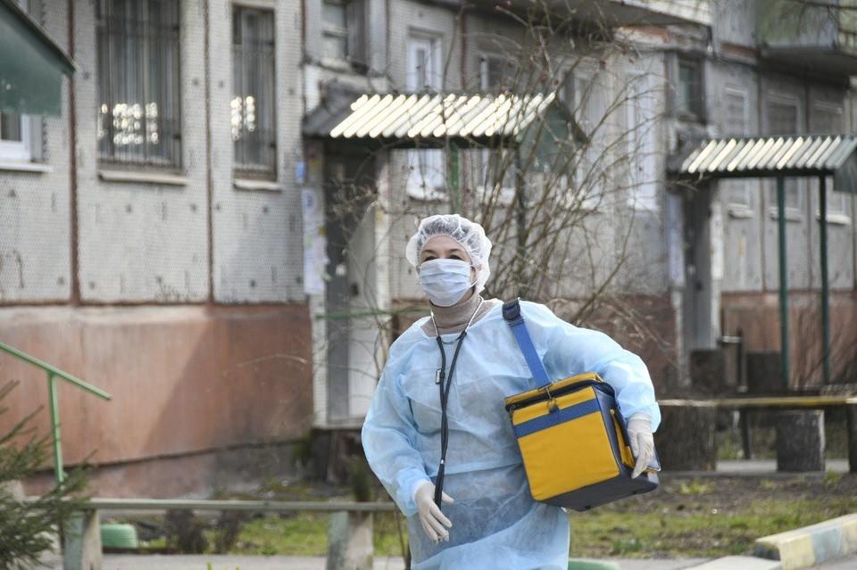 В Тульской области сформировалось семь центров распространения коронавируса