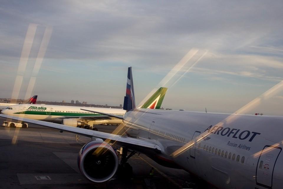 Ожидается, что самолет с россиянами прибудет в Москву в среду