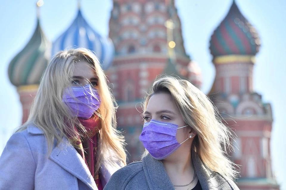 В России ситуация с коронавирусом находится на особом контроле