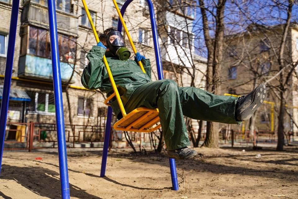В Тольятти действует режим самоизоляции