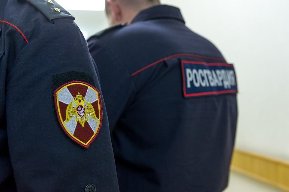 В Тверской области Росгвардейцы задержали магазинного вора
