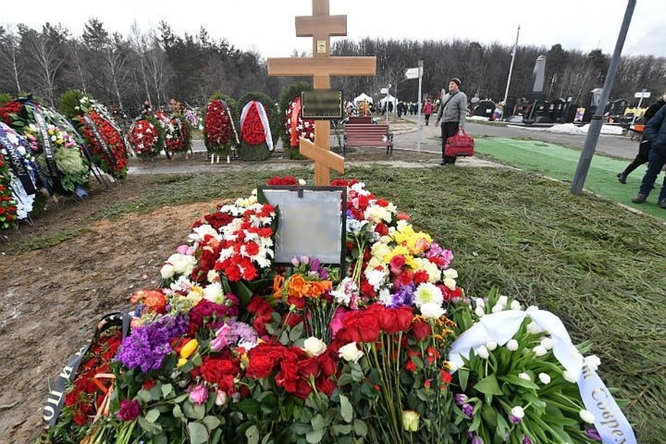 Кладбища в Москве закроют на Вербное воскресенье и Пасху