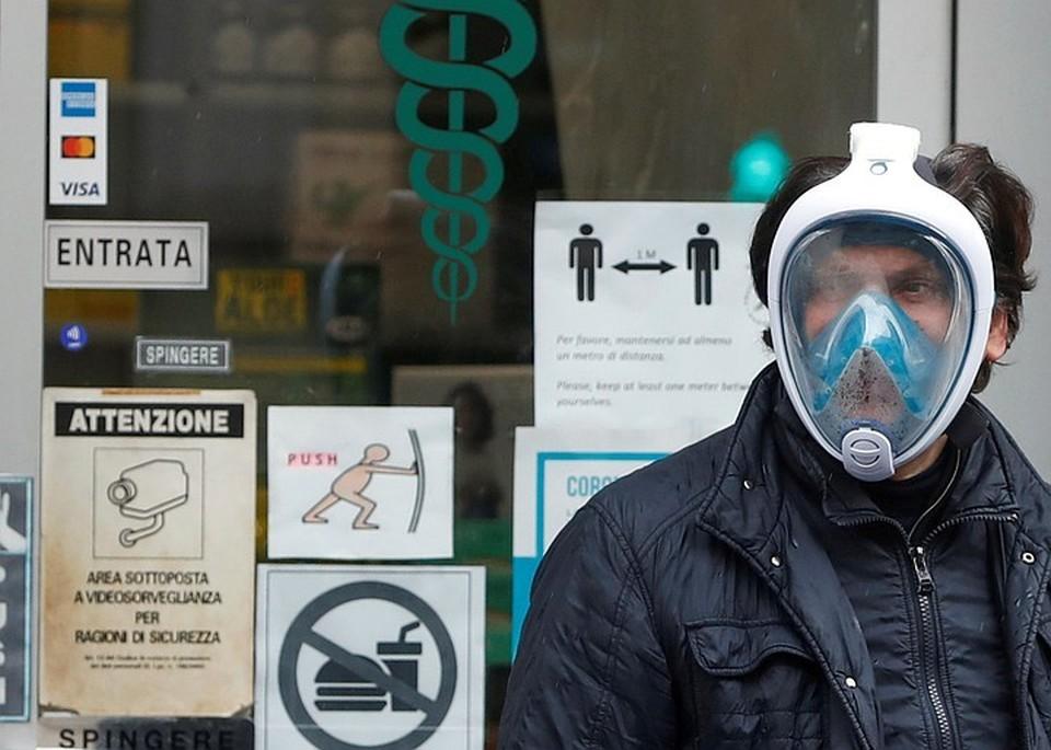 Коронавирус в Италии, последние новости на 10 апреля 2020: число зараженных достигло 143 тысяч