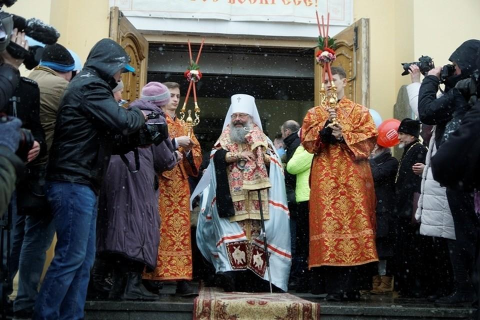 Пасха 2020 в Екатеринбурге и Свердловской области пройдет в онлайн режиме
