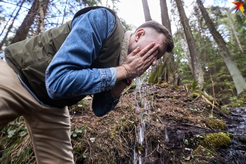 Самым большим сюрпризом в этой экспедиции был гидрологический памятник Родники «Святые криницы»
