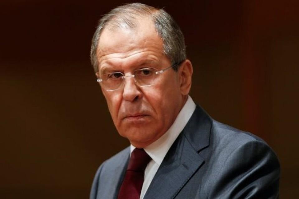 Сергей Лавров ответил на вопросы журналистов