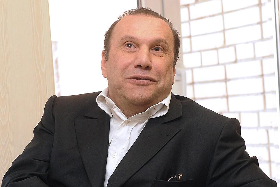 Бизнесмен Виктор Батурин.