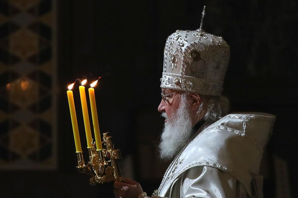 Патриарх Кирилл объяснил, почему Пасха дома пойдёт верующим на пользу