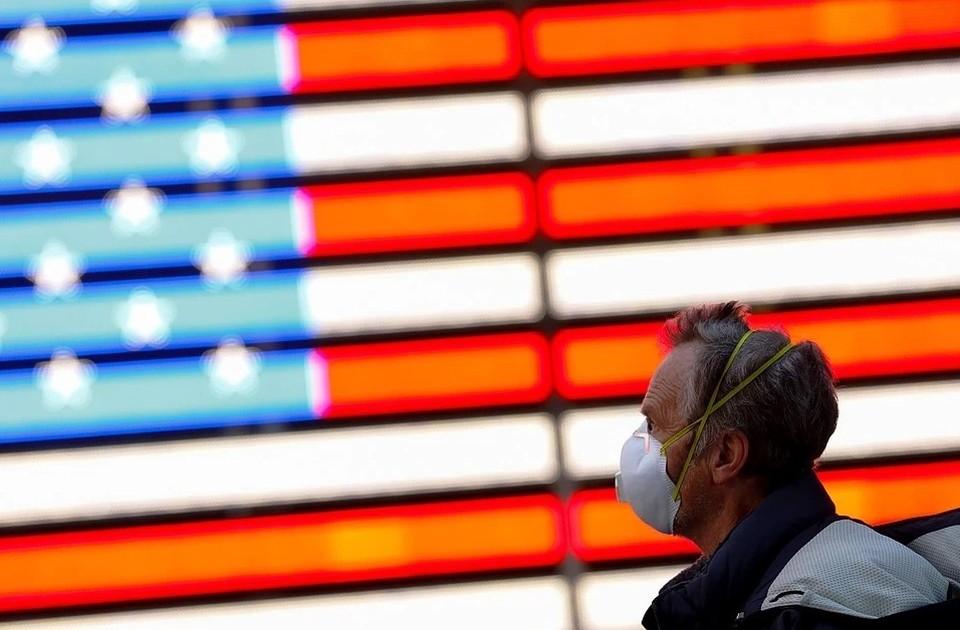 В США 734 969 случаев заболевания