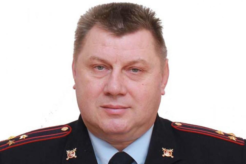 В минувшие выходные в одной из больниц Москвы скончался 58-летний Игорь Хвенько, начальник отдела охраны общественного порядка УВД по ЗАО. Фото: УВД ЗАО