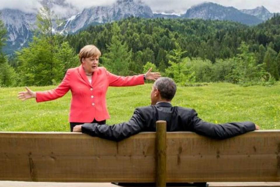 Меркель спрячется от вируса в Альпах, а Ким Чен Ын - в бронепоезде