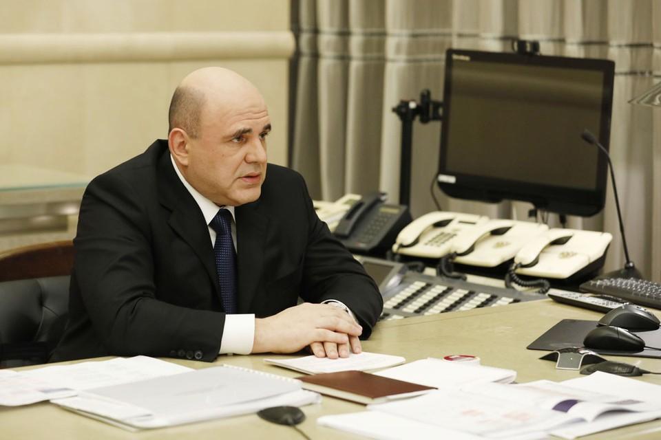 Первый пакет мер правительство приняло 17 марта, его стоимость – 300 миллиардов рублей. Фото: Дмитрий Астахов/ТАСС