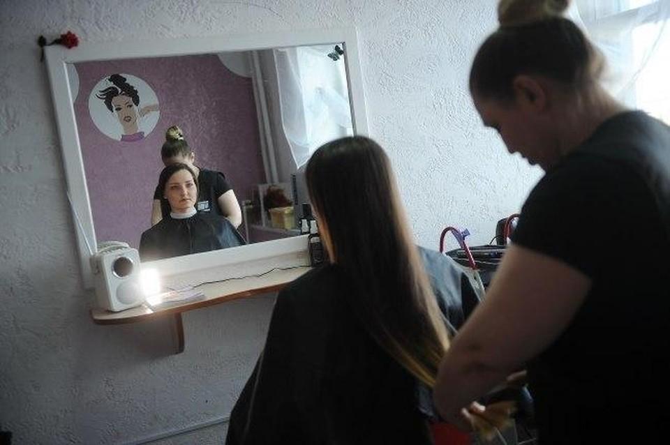 Парикмахерские в Саратове начинают работу с понедельника