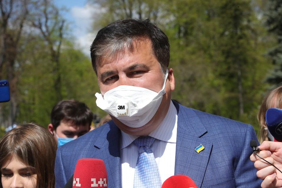 Правительство Украины отозвало из Верховной рады представление на назначение экс-главы Одесской области Михаила Саакашвили вице-премьером по реформам